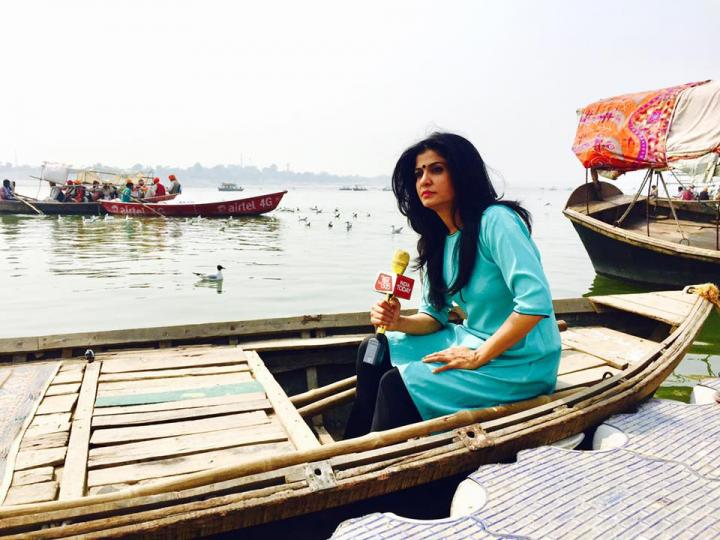 Anjana Om Kashyap Wiki, Age, Height, Weight, Income & Family