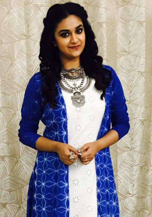 Keerthi Suresh (Keerthy) Wiki, Age, Height, Family, Movies, Marriage