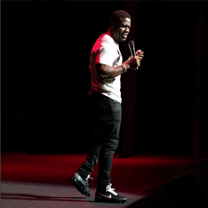 Kevin Darnell Hart is an American actor, comedian, writer, and producer.