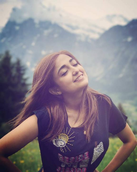 Monali Thakur is an Indian singer and actress.
