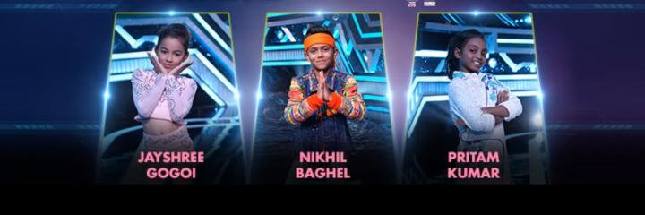 Super dancer top 12 contestants 2