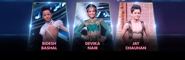 Super Dancer top 12 contestants