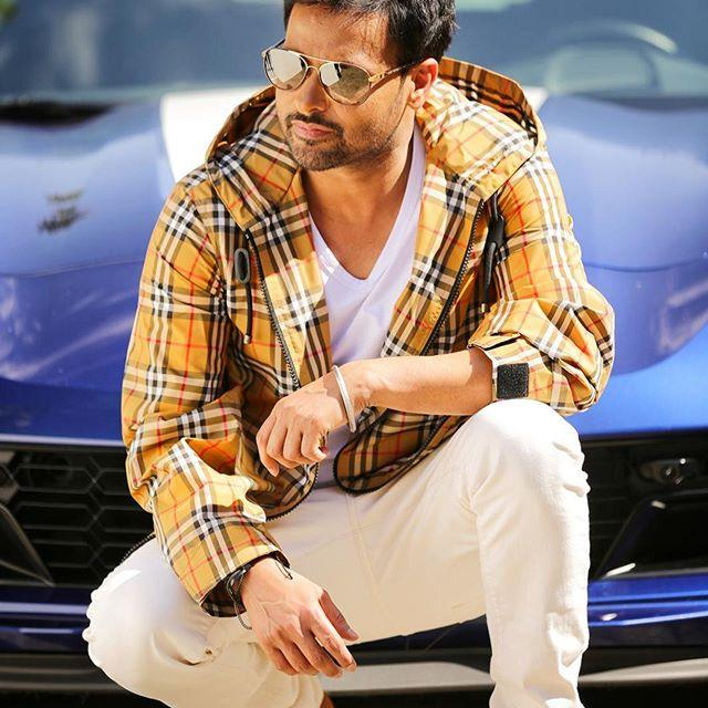 Amrinder Gill Age