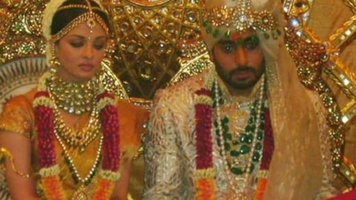 Aishwarya Rai Wedding PicturesAishwarya Rai Wedding Pictures