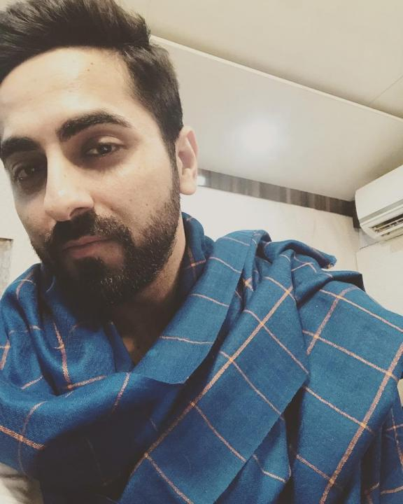 Ayushmann Khurrana is an Indian film actor, singer, and anchor.