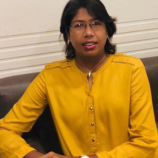 Jhulan Goswami