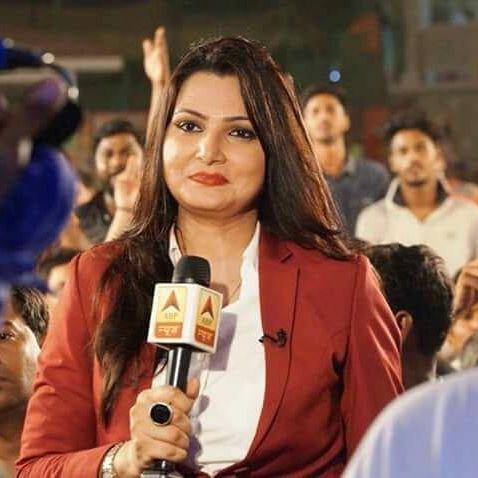 Chitra Tripathi Wiki, Biography, Height, Weight, Age, Family