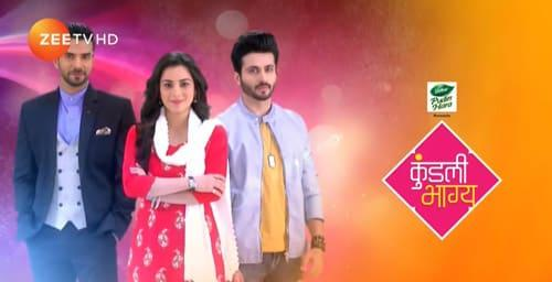 Zee TV Kundali Bhagya Serial