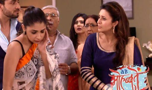 Star Plus Yeh Hai Mohabbatein Cast