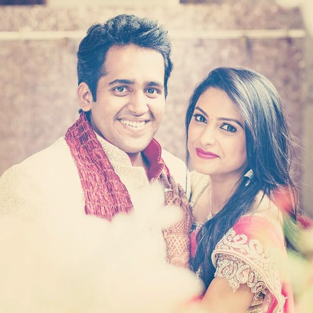 Rucha Hasabnis With Husband