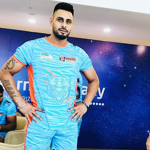Maninder Singh Kabaddi Player Wiki, Biography, Age, Height, Wife 1