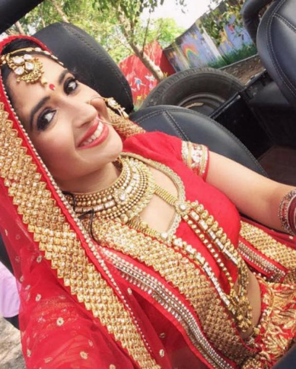 Neha Narang Marriage Image