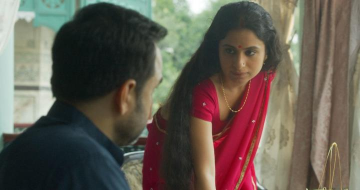 Rasika Dugal in Mirzapur