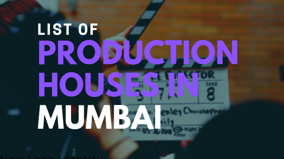 Film and TV Production Houses in Mumbai, India 1