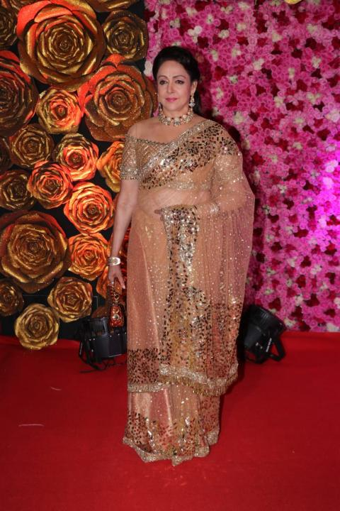 Hema Malini at Lux Golden Rose Awards