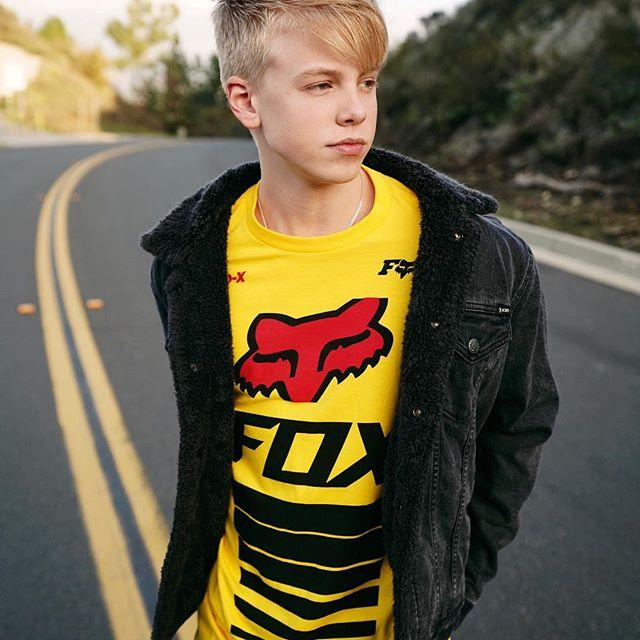 Carson Lueders family