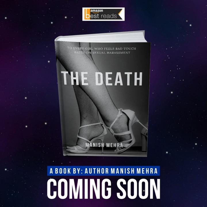 The Death Upcoming Book By Manish Mehra